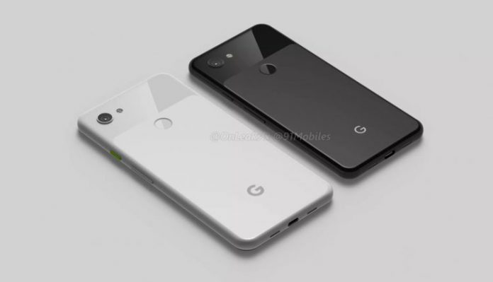 Google Pixel 3a e Pixel 3 XL
